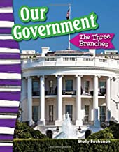 Teacher Created Materials - Primary Source Readers: Our Government: The Three Branches - Grade 3 - Guided Reading Level M