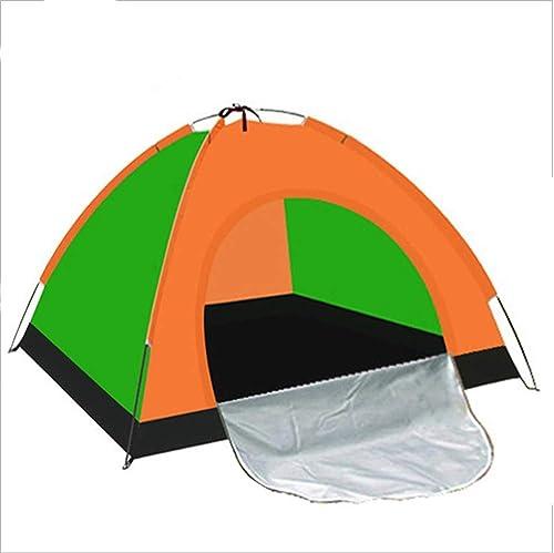 GW Les tentes touristiques augmentent Le Nombre de tentes de Camping en Plein air,jaunevert