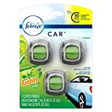 Car Air Fresheners Review and Comparison