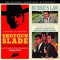 Ost: Shotgun Slade/Burke's Law