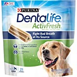 Purina DentaLife Large Breed Dog Dental Chews,...