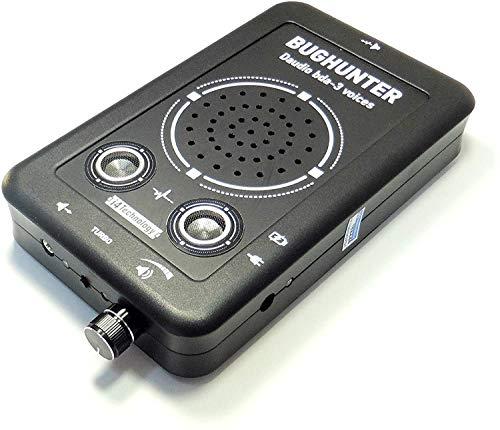 Ultrasonic Audio Recording Blocker | White Noise Generator | Powerful Microphone Suppressor Device | Prevent Voice Recording | BDA-3 (FCC & ICES Compliant)