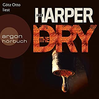 The Dry                   By:                                                                                                                                 Jane Harper                               Narrated by:                                                                                                                                 Götz Otto                      Length: 11 hrs and 25 mins     3 ratings     Overall 4.3