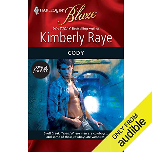 Cody audiobook cover art