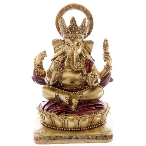 Puckator GAN06 - Estatua Ganesha 14 cm Color