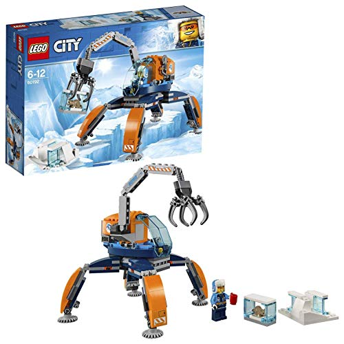 LEGO 60192 City Arctic Expedition Le véhicule arctique (Discontinué par le Fabricant)
