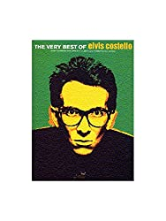 The Very Best Of Elvis Costello. Partitions pour Piano, Chant et Guitare(Boîtes d\'Accord)