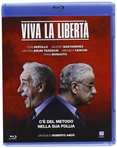 Viva la libertà [Blu-ray] [IT Import]