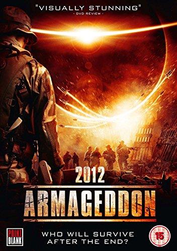 2012 - Armageddon [DVD] [Reino Unido]