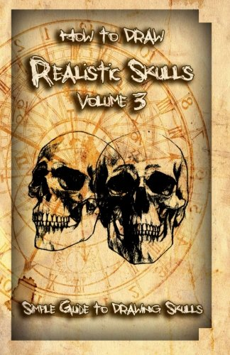 how to draw skulls book - 7