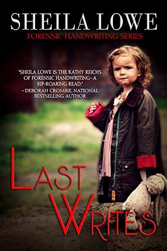 Book: Last Writes - A Forensic Handwriting Mystery by Sheila Lowe