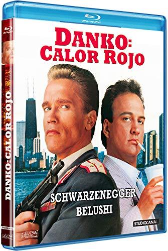 Danko, calor rojo - BD [Blu-ray]