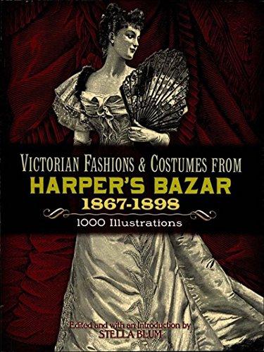 Victorian Fashions and Costumes from Harpers Bazar, 1867-1898 (Dover Fashion and Costumes) (English Edition) eBook: Blum, Stella: Amazon.es: Tienda Kindle
