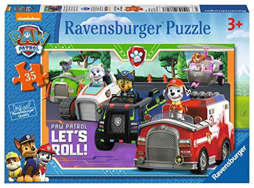 Ravensburger- Puzle Paw Patrol (8617)