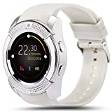 Shebang V8 Android Smart Watch Smartwatch Bluetooth Touchscreen Sweat Proof Phone with Camera