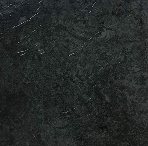d-c-fix Vinyl Bodenfliese Classic Dark Slate 30.5 x 30.5 cm 11 Stück / 1 qm