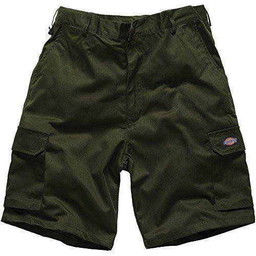 Dickies Redhawk Pantalones cortos, Verde (Olive), 44 ES para Hombre