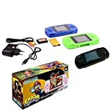 Digital pocket hand held system, the console is slim, portable and trendy Enhanced back bit screen for take-anywhere game play Best gaming console for kid, it's a video game console Console with powerful rechargeable battery pack, includes an AC adap...