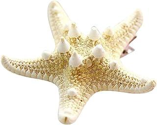 Lurrose Sea Star Hair Clip sea Lover Star Hair Clip Hair Accessories for Women Girl Baby