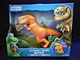 The Good Dinosaur Disney Pixar Galloping Butch Electronic T-Rex Bites Roars & Gallops New in Unopened Box