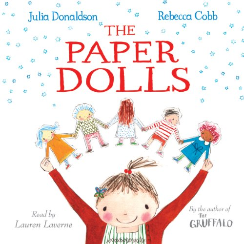 The Paper Dolls audiobook cover art