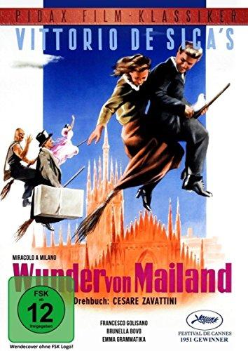 Wunder von Mailand (Pidax Film-Klassiker)