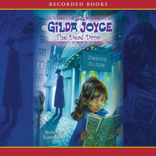Gilda Joyce audiobook cover art