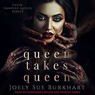 Queen Takes Queen audiobook cover art