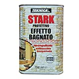 STARK protettivo EFFETTO BAGNATO per interno esterno Pietra graniti cotto 750ML