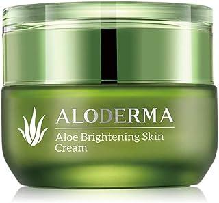 Aloe Brightening Skin Cream Refine Skin Texture, Even Skin Tone, Anti-Aging, 50g