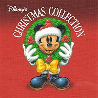 Disney (Mickey Mouse, Donald Duck, Etc) Christmas Cd: 1. From All of Us to All of You 2. We Wish You a Merry Christmas 3. O Christmas Tree 4. Here We Come A-caroling 5. Jingle Bells 6. Away in a Manger 7. Silent Night 8. 'Twas the Night Before Christmas 9. Hark the Herald Angels Sing/o Little Town of Bethlehem/o Come All Ye Faithful