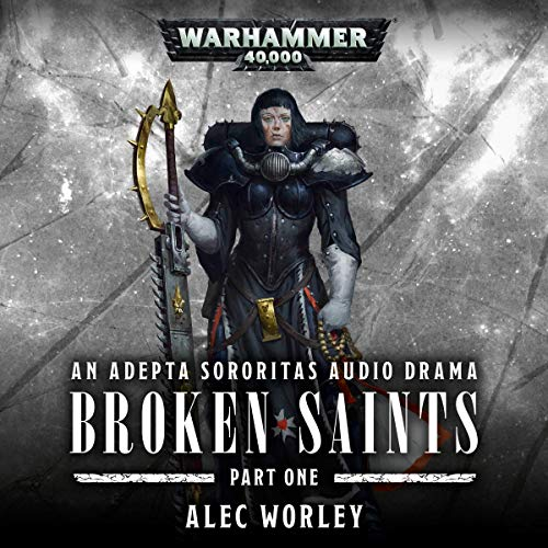 Broken Saints: Part 1 cover art