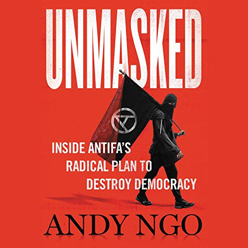 Unmasked Audiobook By Andy Ngo cover art