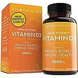 Best Vitamin D3 Supplements - Vitamin D3 5000 IU (360 Softgels) - High Review