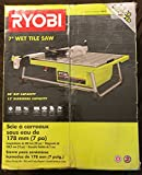 Ryobi WS722SN 7-Inch Tile Saw with Stand