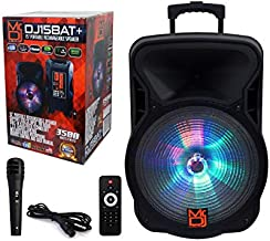 Mr. Dj DJ15BAT+ 15
