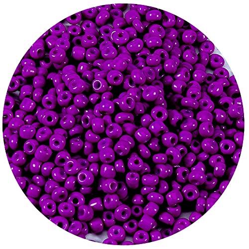 zz 1000 unids/lote de 3 mm de cristal checo de semillas de abalorios pequeño espaciador de perlas para bricolaje pulsera collar joyería accesorios YC806 (color: 11)