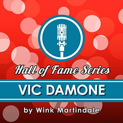 Vic Damone audiobook cover art