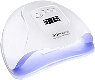 OHIYO Curing Lamps, Led Nail Dryer for Gel 54W Nail Art Lamps Nail Lamp Led Lamp for Nails UV Nail Lamp Fit for All Manicure Gel Nail, Fingernail & Toenail LED Curing Light LED Nail Dryer