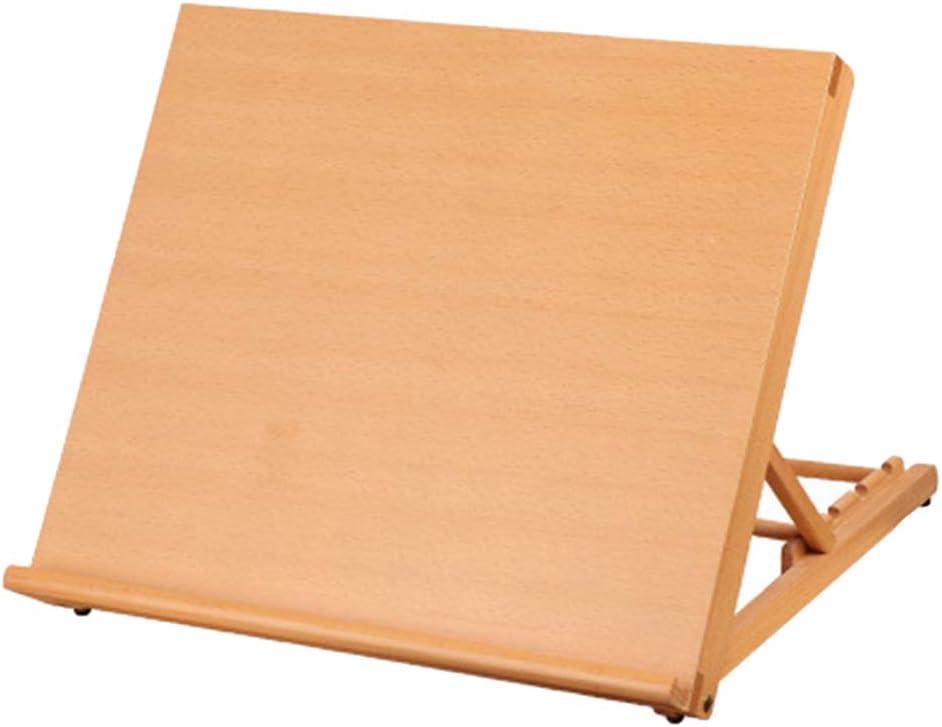 Harilla Max 79% OFF Artist 4 years warranty Drawing Sketching Board Wood Des Adjustable Table