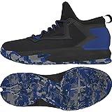 adidas Mens D Lillard 2 Basketball Sneakers Shoes Casual - Black - Size 9 D