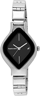 Fastrack Analog Black Dial Women's Watch-NM6109SM02 / NL6109SM02