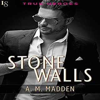 Stone Walls audiobook cover art