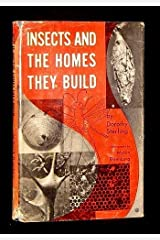 Insects And The Homes They Build Hardcover