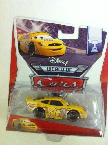 DISNEY CARS FIBER FUEL NO.56 PISTON CUP by Disney