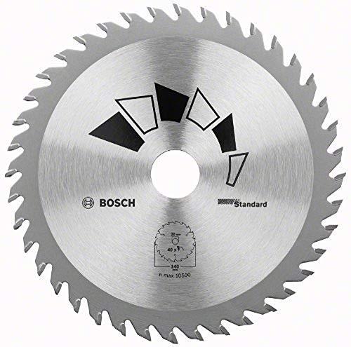 Bosch 2 609 256 805 - Hoja de sierra circular STANDARD