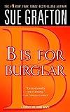 'B' is for Burglar: A Kinsey Millhone Mystery