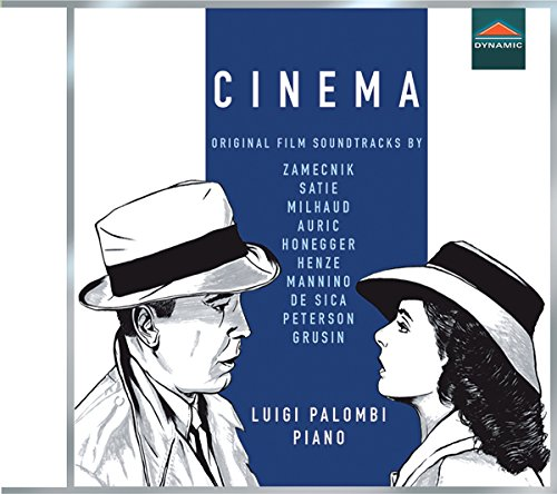 Cinema Original Film Piano Soundtra