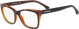 Eyeglasses Emporio Armani EA 3146 5742 TOP BLACK ON YELLOW TORTOISE