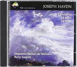 Sinfonia 6 : La Mañana, Nº 7 La Tarde Y